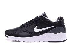 Nike Air Pegasus 92 Ultra Premium 414238-003 Men's Shoes White/Black