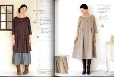 Natural Wardrobe Fall Winter Spring  - Japanese Craft Book. $20.00, via Etsy.