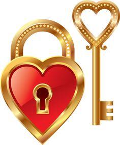 Heart lock and heart key I Love Heart, Key To My Heart, Heart Beat, Love You Images, My Images, Disney Princess Pictures, Key Tattoos, Heart Wallpaper, Happy Birthday Images