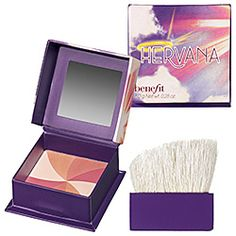 Benefit Cosmetics - Hervana  #sephora