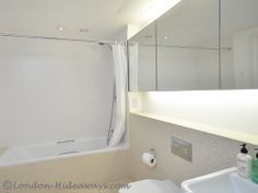 Bathroom facilities - Wall-mounted shower, Bathtub ,Sink ,Towel heater ,Toilet ,Hair dryer ,Towels provided Towel Heater, Furnished Apartments, West End, One Bedroom, Hair Dryer, Towels, Sink, Bathtub, Skyline