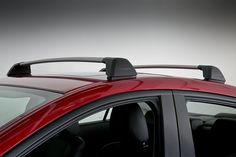Genuine 2014 2015 2016 Mazda 3 Hatchback Roof Rack Crossbars