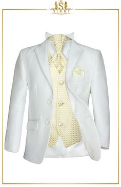 This fine Italian style single breasted jacket is the ideal finishing touch to any formal occasion wear. With more than 30 years of expert craftsmanship, this boy's suit promises to be one of the best fit for young lads in boys formal wear. Shop now at SIRRI kids #suits for boys for #wedding #communion online...Elegant fashion for children and men. #fashion #shopping