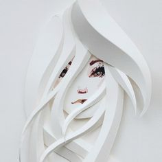 40 Extremely Creative Examples Of Kirigami Art: A Hobby To Adopt - Page 2 of 3 - Bored Art 3d Paper Art, Paper Artwork, Paper Artist, Diy Paper, Paper Cutting Art, Kirigami, Origami Paper, Paper Quilling, Architecture Origami