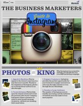 The Business Marketers Guide to #Instagram [#Infographic]