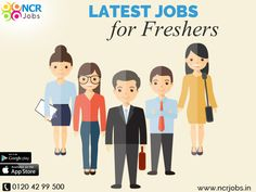 If you are a Fresher and need a job in top companies then you can just visit our portal for #LatestJobsForFreshers. See more @ http://bit.ly/2hyQz7y #NCRJobs #JobPortal