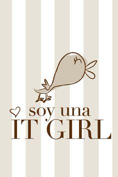No llores patito: ¡Freebies!: El salvapantallas móvil de las it girls