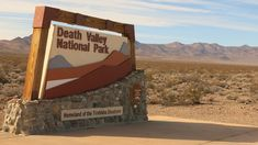 Death Valley National Park Government Grants