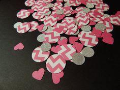 table confetti instead of rose petals