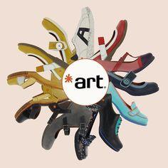 Jubii!!! 🎉Her får du et udpluk af de nye sko fra ART, og er du da helt færdig hvor er de lækre. Læg turen forbi butikken i Svendborg og stik fusserne i et par farvemættede herligheder fra ART Company, eller følg linket i Bio. Vi glæder os til at se dig. 🌷💕 #mustus #sko #artcompany #Spansk #design #vintage #forår #inspiration #højthumør #smil #Svendborg