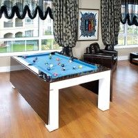 Pool Table Dining Room Table Ideas