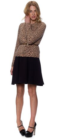 Warehouse Big Animal Cardigan -- On Sale for $40.43 | Looks ...
