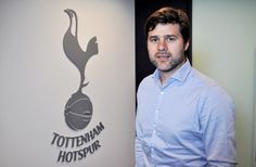 New man in charge: Mauricio Pochettino has been named as the new manager of Spurs