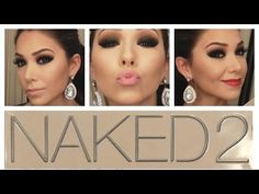 My favorite shadow palette! Urban Decay Naked 2 Tutorial from the lovely Kai.