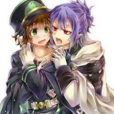 Lacus x Yoichi