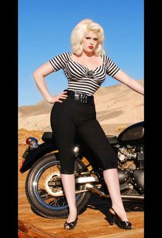 wore this outfit to Azalea Carshow and Rudy and I ended up with our picture in a magazine ! Coolness right?