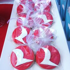 Thy logo cookies