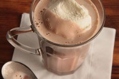 Tipsy Hazelnut Hot Chocolate Recipe - CHOW