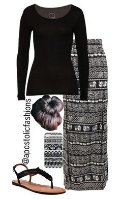 """Apostolic Fashions #719"" by apostolicfashions on Polyvore"