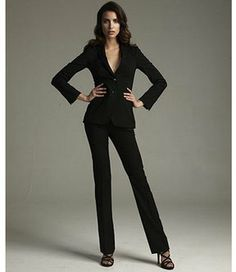 sexy womens pant suits -