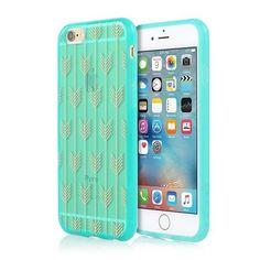 Incipio iPhone 6/6s Design Series Case - Arrow Teal