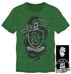 Maglietta da Uomo Plastic Head Harry Potter Slytherin