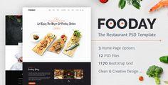Fooday - Restaurant PSD Template - Food Retail Download here : https://themeforest.net/item/fooday-restaurant-psd-template/19235873?s_rank=157&ref=Al-fatih