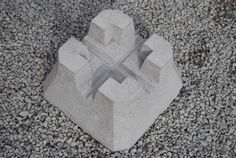 Deck blocks: Concret