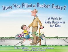 "What fills your bucket? What makes you smile, feel whole, or regain your strength? One of my favorite books to share with my kids is about being a BUCKET Filler! Have you read it? ""Have you Filled a Bucket Today?"" by Carol McCloud Behavior Management, Classroom Management, Class Management, Management Books, Management Tips, Fill Your Bucket, Family Home Evening, Up Book, Positive Behavior"