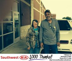 https://flic.kr/p/M96RnT   #HappyAnniversary to Danny and your 2014 #Kia #Soul from Everyone at Southwest KIA Rockwall!   www.deliverymaxx.com/DealerReviews.aspx?DealerCode=TYEE