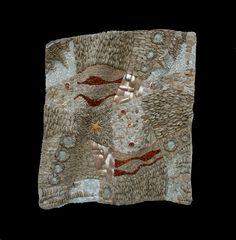 Mosaic : Sea quilt