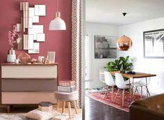 Arredare casa con il color rame - Arredare con il rame