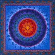 Maps to Ecstasy Mandala