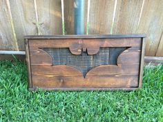A personal favorite from my Etsy shop https://www.etsy.com/listing/399471719/repurposed-wood-sign-batman-dark-knight