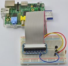 Learn Raspberry Pi. Lesson 11 Adafruit.