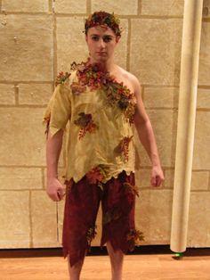 Mens Woodland Creature Costume
