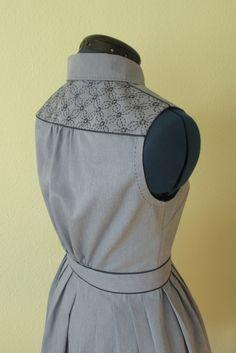 McCalls 6696 Dear Lizzie...: Slow Sewing