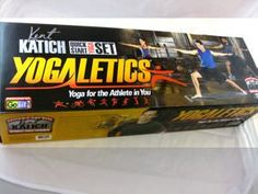 We Tried It: Yogaletics DVDs via @SparkPeople