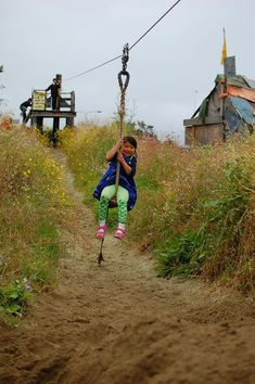 Adventure Playground...a kids' space of evolving structures constructed by and for kids