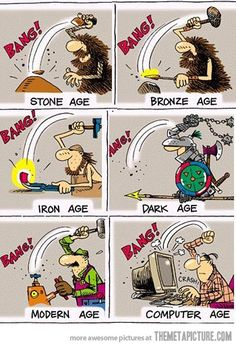 Humans through the ages