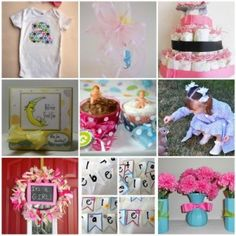 Bowdabra Baby Features Collage