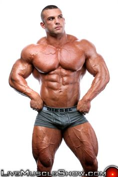 hung bodybuilders porn Big