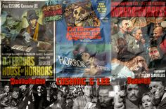 Podcast from the After Movie Diner: Episode 140 - Horrotober '14 - Dr.Terror's House o...