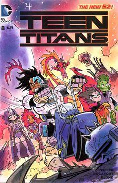 Teen Titans Sketch Cover Commission by on DeviantArt All Cartoon Characters, Cartoon Tv Shows, Cartoon Art, Teen Titans Go, Drama Total, Night Begins To Shine, Celestia And Luna, Arte Dc Comics, Beast Boy