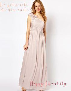 La robe du dimanche: jolie robe longue