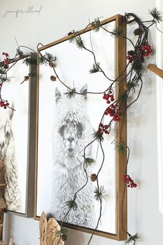 Bold and Glam Christmas Decorating Ideas   I'm sharing this years Christmas decor ideas with bright, bold, and gold fireplace mantle ideas. Fireplace Trim, Paint Fireplace, Diy Christmas Room, Homemade Christmas Decorations, Small House Decorating, Decorating Tips, Mantle Ideas, Beautiful Christmas, Diy Painting