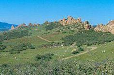 Devil's Backbone - fairly flat, nice views, no shade, close to Loveland