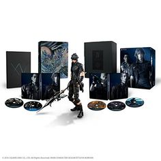 FINAL FANTASY XV ULTIMATE COLLECTOR'S EDITION PlayStation 4