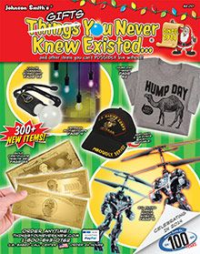Things You Never Knew Existed Catalog