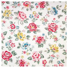 WALLPAPER RAINBOW ROSE | Home Furnishing | CathKidston